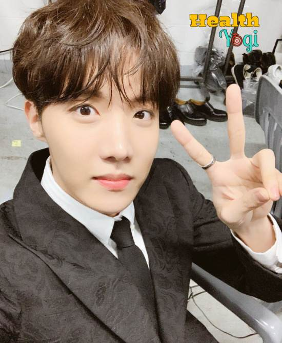 J-Hope Diet Plan and Workout Routine