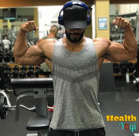 Nick Sagar Workout Routine
