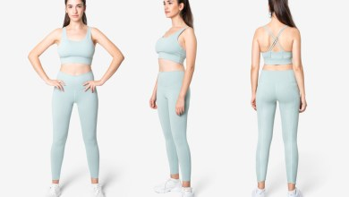 How to choose the right yoga pants for you