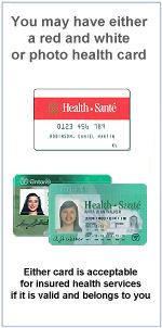 OHIP Healthcard
