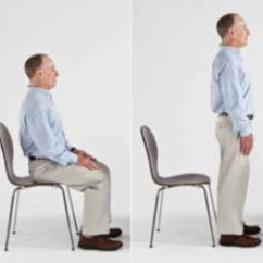 Chair Sit To Stand Exercise Posture Perfect Company Surprising New Ways Build Healthy Knees Harvard Health This Helps Work Many Leg Muscle Groups At Once Which Ultimatelybuilds Your Knee Strength