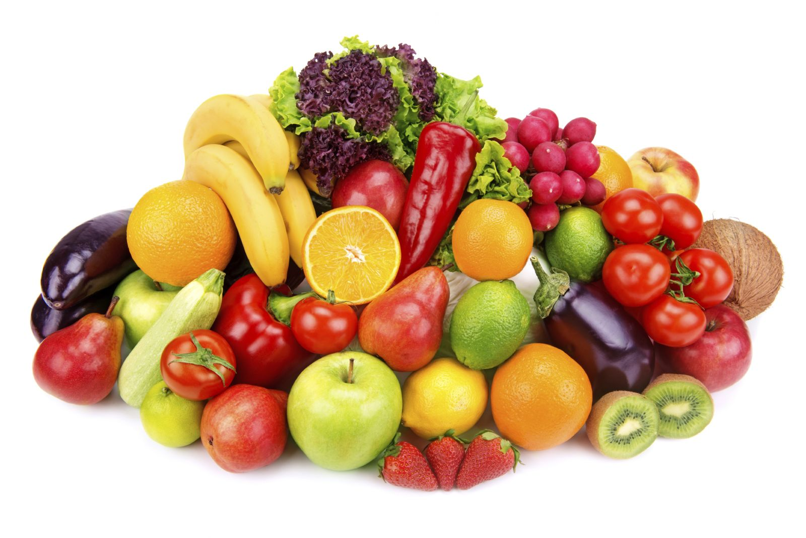 Add Color To Yourt For Good Nutrition