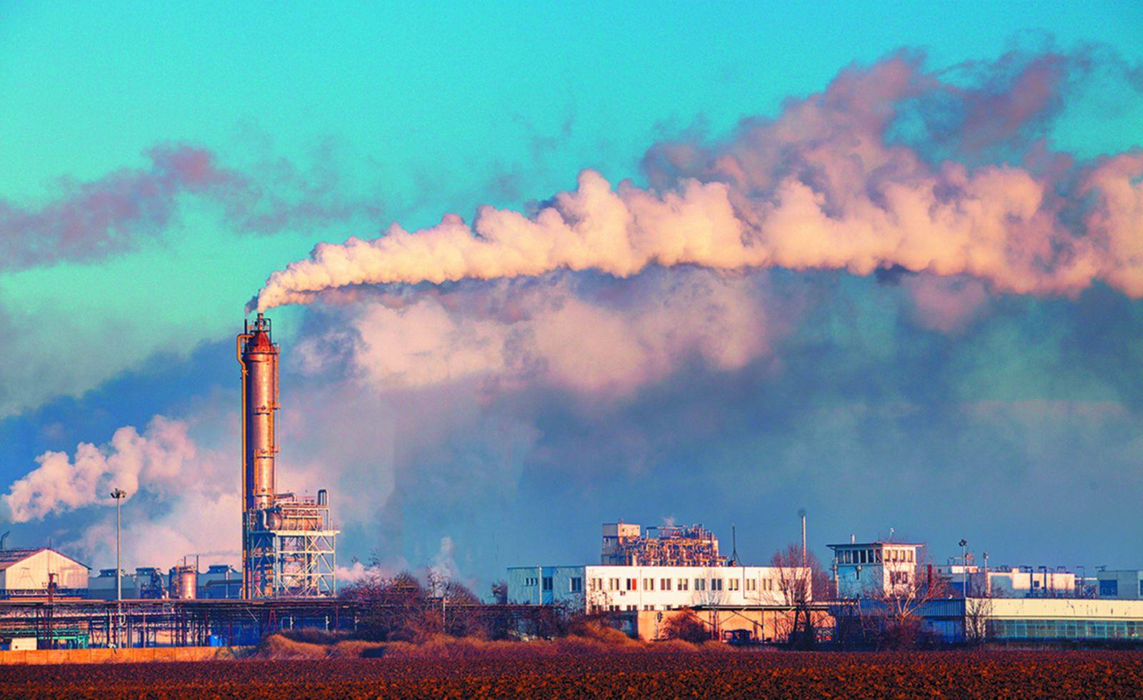 air pollution a threat