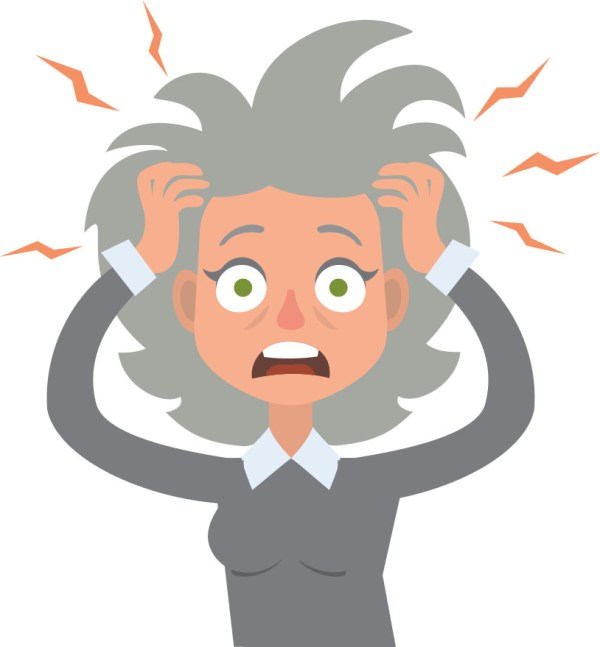 Stress Management Difficult Age