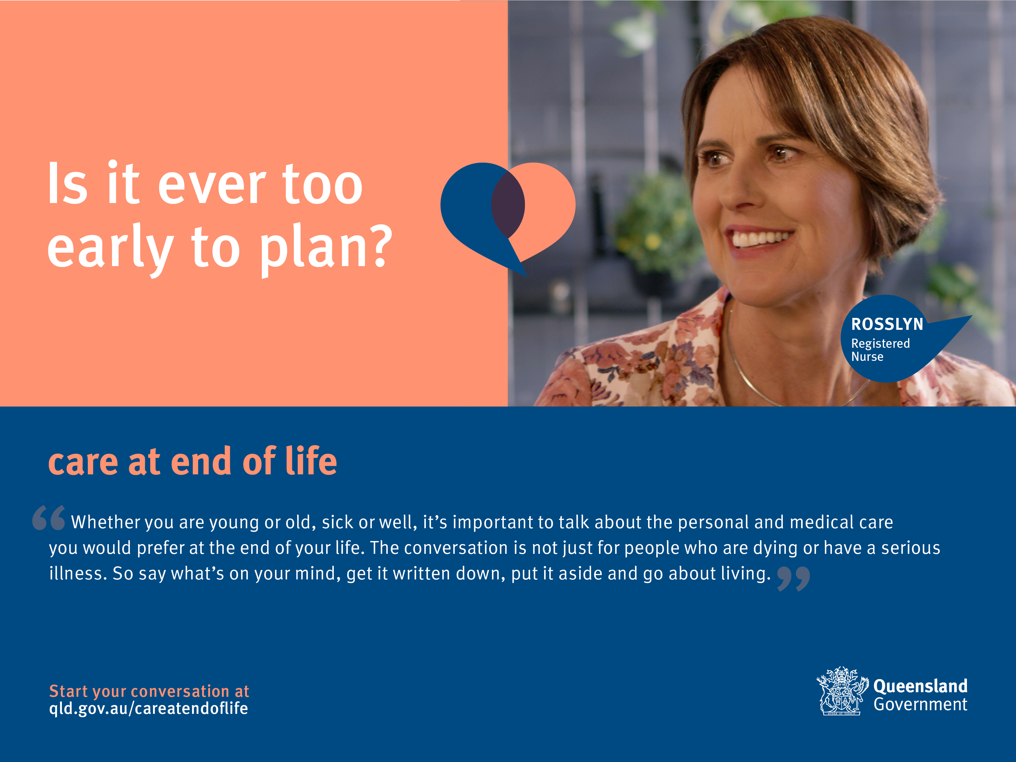 Care At The End Of Life Campaign