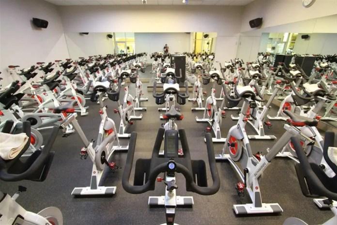 Spinning Bikes