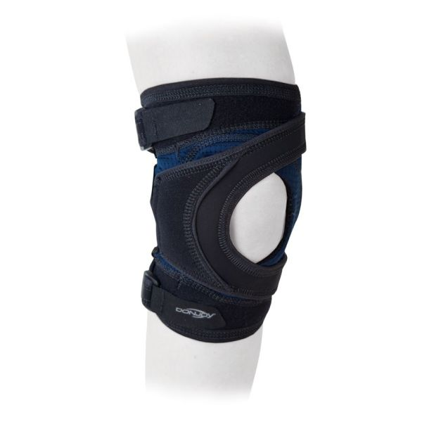 Donjoy Tru Pull Lite Knee Support Sports Supports