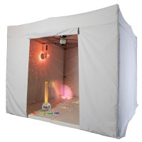 Sensory Tent & SOLUTION TO SENSORY OVERLOADu2014A Tent And ...
