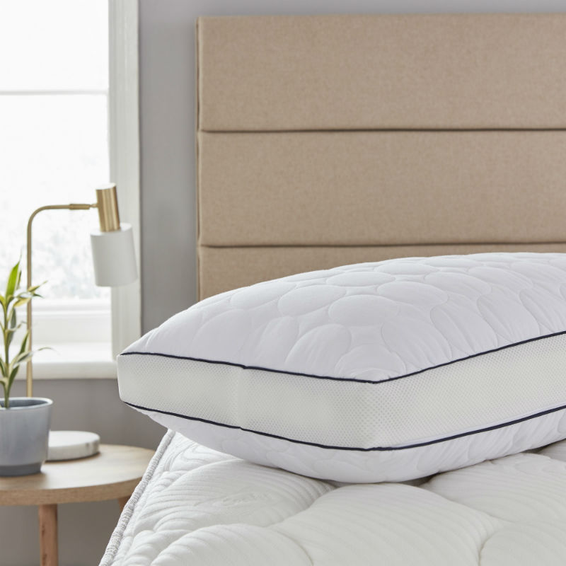 sealy zonal firm support pillow