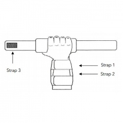 Leeder Grip Hand Positioning Orthosis :: Sports Supports