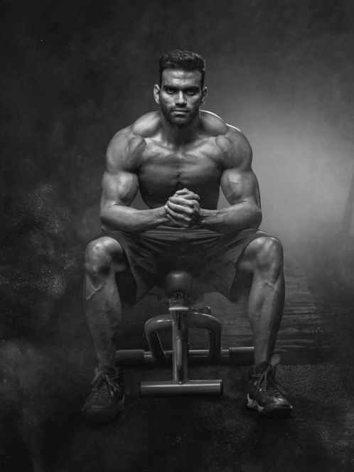 build strong muscles
