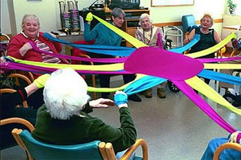 dance therapy dementia