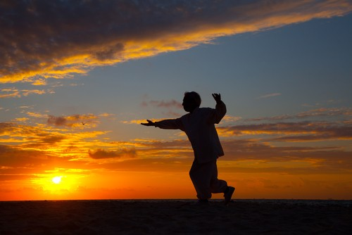 tai chi to fight stress