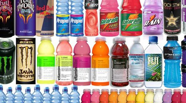 Energy And Sports Drinks