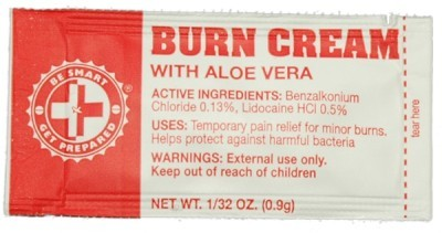 Aloe Vera For Burns