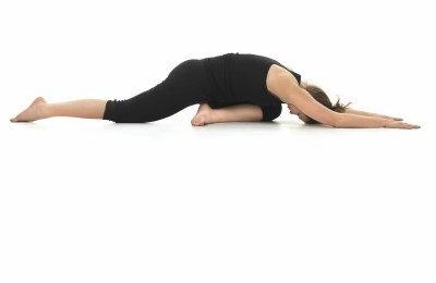 The Pigeon Yoga Position for Lower Back Pain Relief
