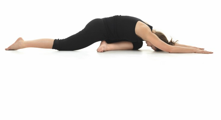 The Pigeon Yoga Position For Lower Back Pain Relief Health Blog
