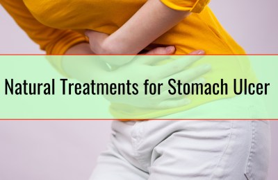 natural treatment for stomach ulcers
