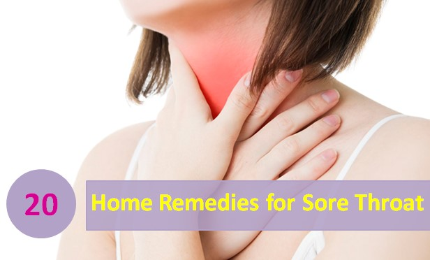 How to get rid of sore throat Fast
