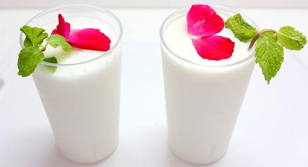Butter milk to reduce body heat