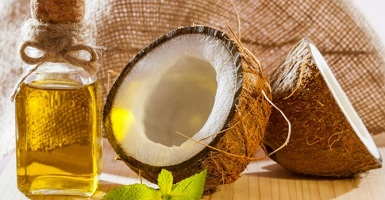 Coconut Oil For Hair Fall