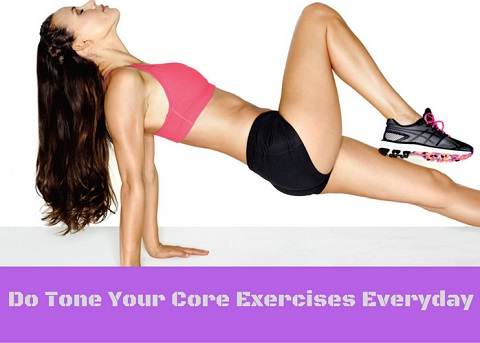 Do Tone Your Core