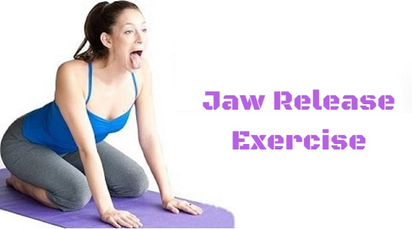 Jaw Release Exercise