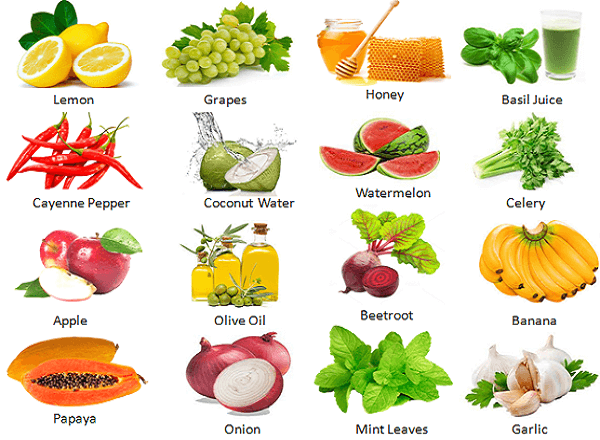 Natural Foods To Help Lower High Blood Pressure