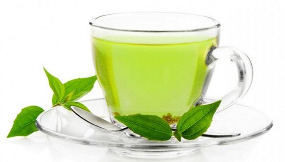 Green Tea for flue