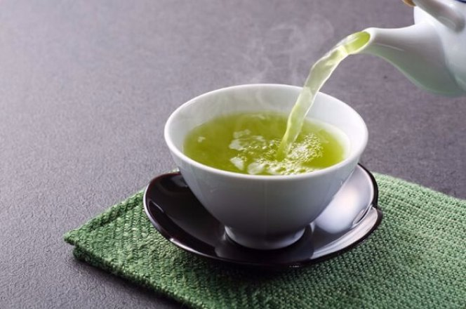 Green Tea for Hives
