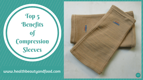 Top 4 Benefits of Using Compression Sleeves