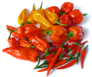 Healthy benefits of Hot peppers