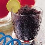 Black Grape Granita