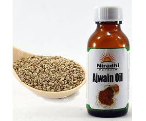 Health benefits of Ajwain Essential oil
