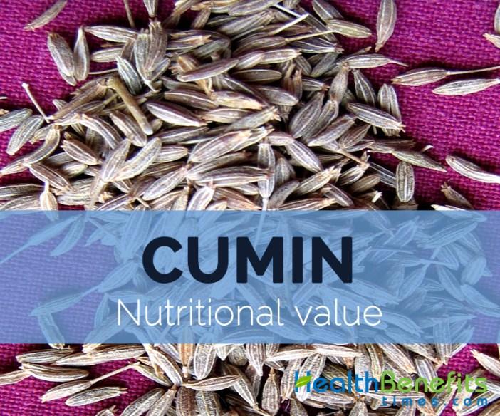 Cumin-nutritional-value