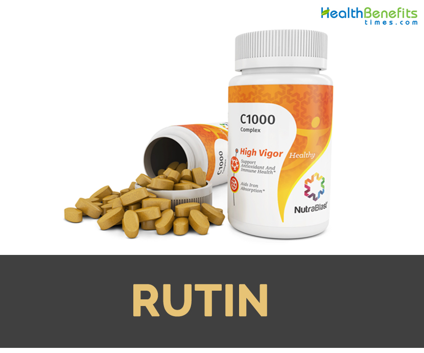 Rutin Facts and Health Benefits   Nutrition