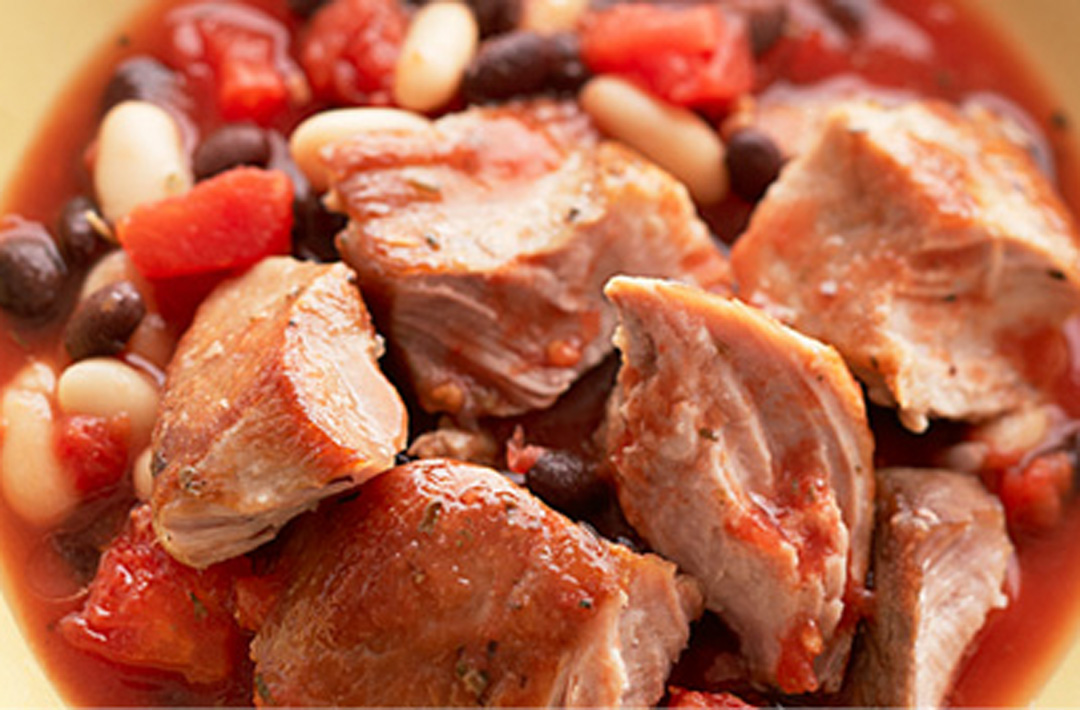 Pork Ribs and Beans Recipe