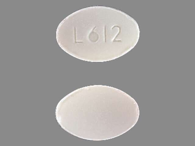L612 Pill Image Identification: Uses Dose Reaction with ...