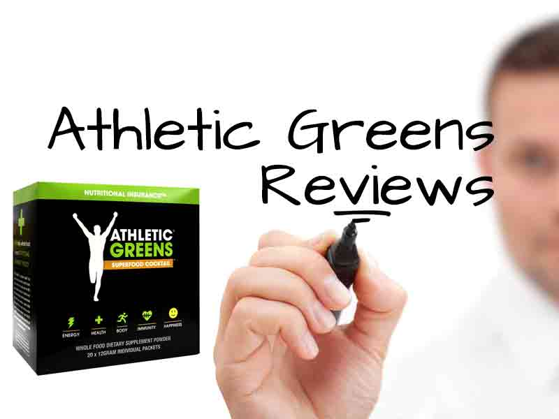 Athletic Greens Reviews | Does it Work or Just Scam?