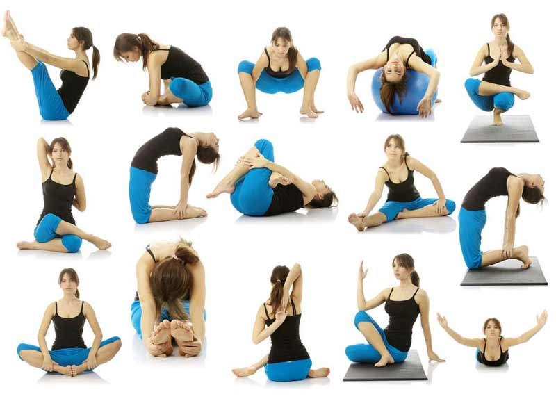 Yoga Poses for Slow but Guaranteed Weight Loss – 2017