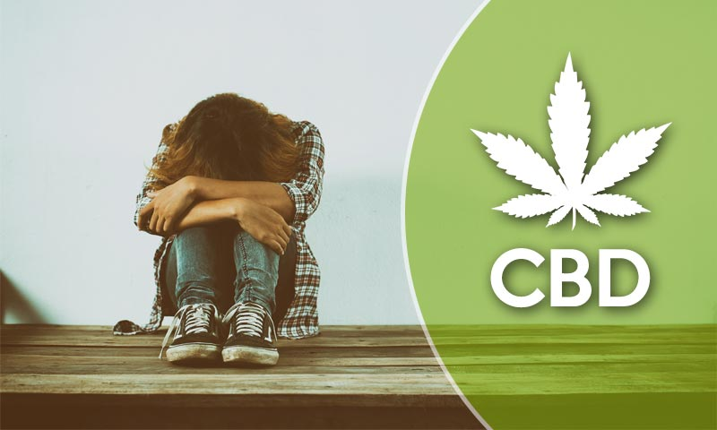 Cannabidiol [CBD] can Help with Anxiety and Depression