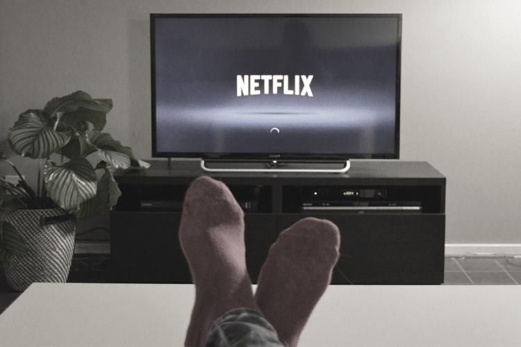 Goed voornemen, meer Netflixen