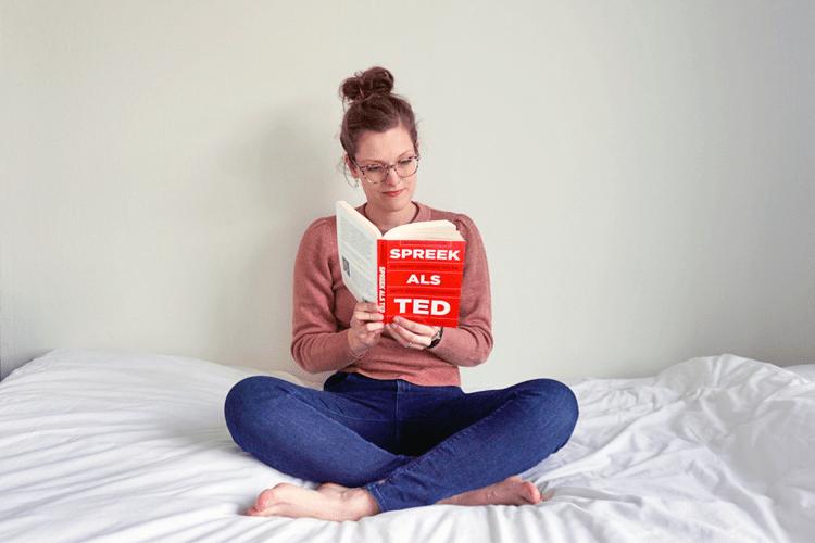 Zo ga ik een nog betere spreker worden + boekentips