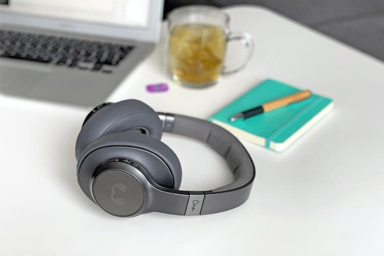Een noise cancelling headphone, wat een aanwinst!