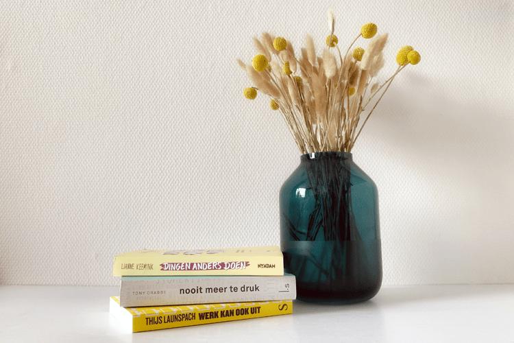 Boeken om meer rust in je hoofd te krijgen