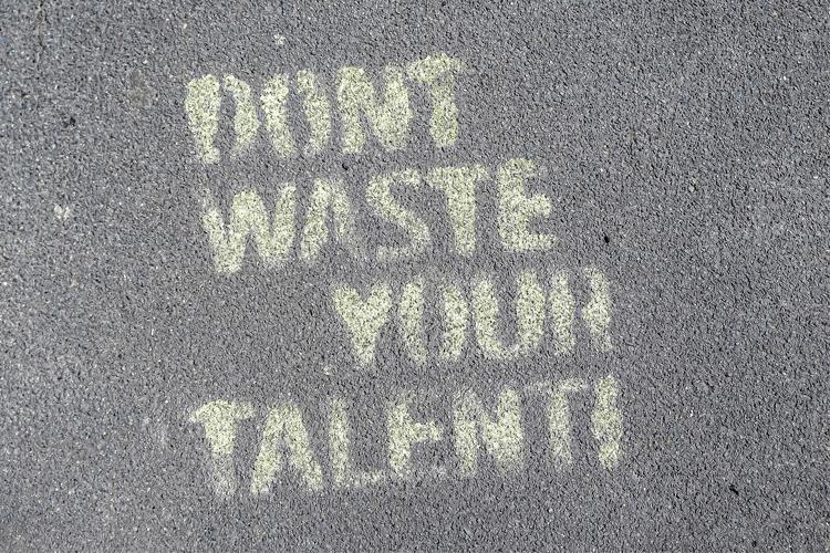 Je bekijkt nu Ik heb geen talenten – dit is echt onzin!