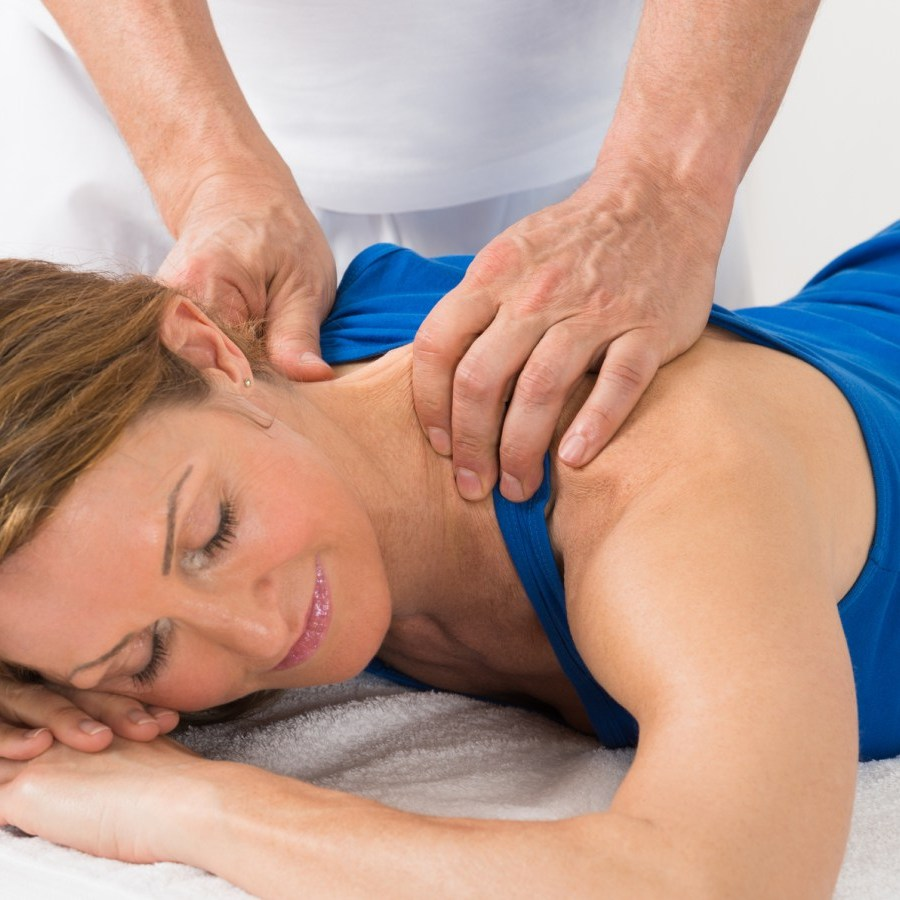 sports massage treatments with Health by Science