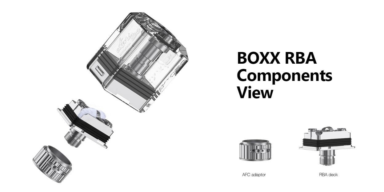 Aspire Boxx AIO Box Mod Kit 4ml