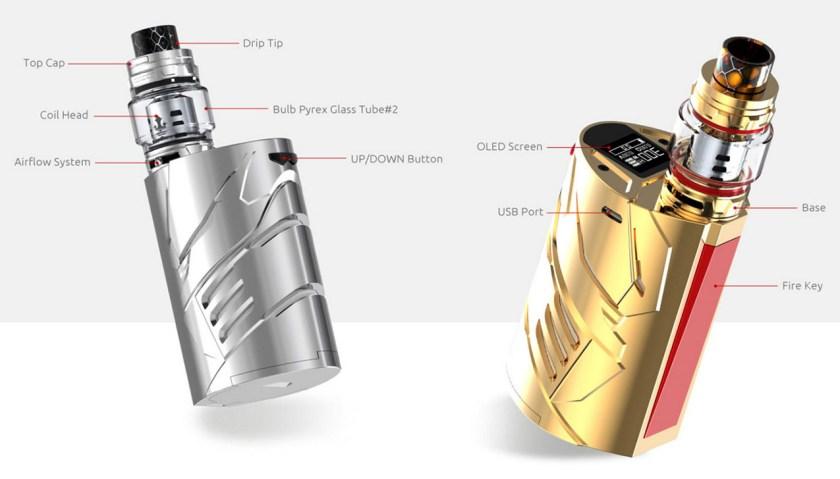SMOK T-Priv 3 300W Mod Kit