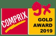 COMPRIX Award Gold Schmittgall Health